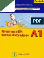 Grammatik Intensivtrainer_A1