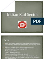 Indian Rail Sector