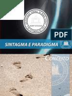 Paradigma e sintagma