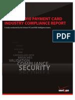 Rp 2010 Payment Card Industry Compliance Report en Xg