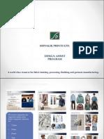 Design Assist for JC Penny