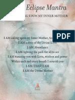 Lunar Mantra