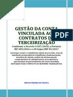 ELO Conta Vinculada 27 e 28-09-2018 APOSTILA