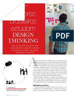 Gestores brasileiros estudam design thinking