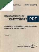 Fondamenti Di Elettrotecnica, Vol. 1 1