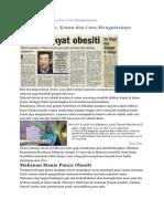 Obesiti Artikel 1
