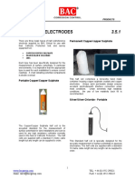 3.5.1 Reference Electrodes