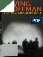JOSEPH Erving Goffman e a Microssociologia