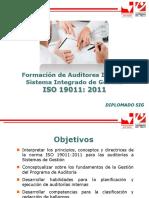 Modulo Auditorias Internas Sig