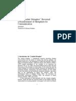 "The ""Conduit Metaphor"" Revisited - Grady.pdf"