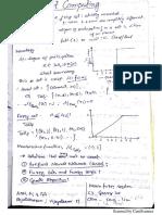 Soft Computing Notes