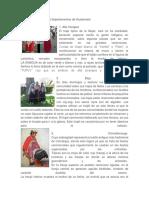 Trajes Típicos de Los 22 Departamentos de Guatemala