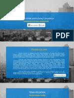 PANDUAN GENBI JAKARTA ESSAY COMPETITION 2018 FIX.pdf
