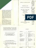 Antônio de ALCÂNTARA MACHADO 1981 Brás, Bexiga e Barra Funda