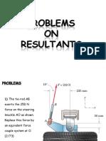 B17 Statics_Resultants - Problems.pdf