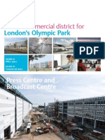Press and Broadcast Centre Brochure