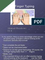 10 Finger Typing