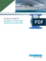 Zenner - Brochure Compteurs Woltman WPD-WPHD FR