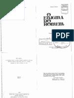EDGAR MORIN - Sapiens Demens (Capítulo O Enigma do Homem).pdf