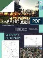 Final Sabandia