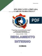 Regla Men to Inter No 2018