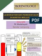 Laboratorium Pemeriksaan DM