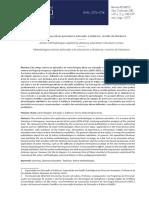 Metodologias Ativas Aplicadas à Educação a Distância. Revisão de Literatura.artigo BNCC