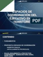 Espacios de coordinacion del ejecutivo en los territorios.ppt