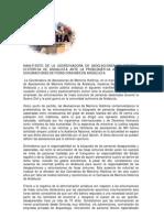 Manifiesto de Aguilar