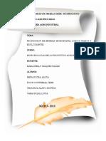 Informe de Produccion de Enzimas Microbianas-microbiologia
