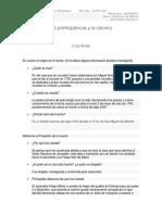 MII-U3 Actividad Integradora Fase 1. Culturas Prehispánicas y La Colonia