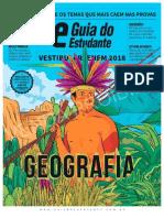 Guia Do Estudante 2018 - Geografia