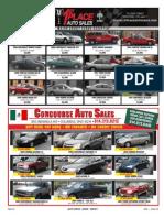 Concourse Auto Sales  - Issue 20