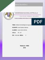 Análisi Bromatoloógico de Agua de Consumo (1)