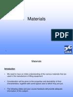 No. 2 - Materials
