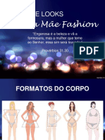 DICA DE LOOKS DIA MÃES 2018.ppt