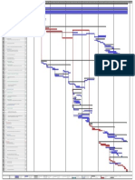 Cronograma de obra- Jorge Chavez