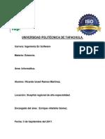 Reporte Ciudad Salud Richard