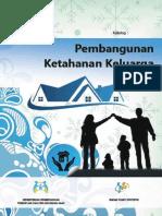 Buku Pembangunan Ketahanan Keluarga 2016