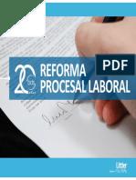 Reforma Procesal Laboral Costa Rica