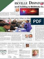 Starkville Dispatch eEdition 9-26-18