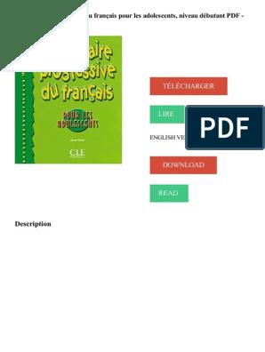 2090338660 Pdf Langue Francaise Communication