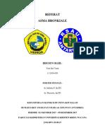 Referat IPD Asma Bronkiale