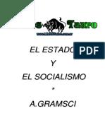 Gramsci, Antonio - El Estado Y El Socialismo.pdf