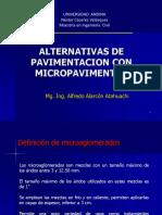 7.- MICROPAVIMENTOS