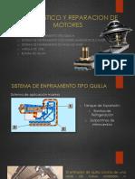 Diagnostico Y Reparación de Motores
