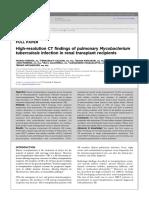 P High-resolution CT findings of pulmonary Mycobacterium.pdf