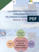Presentasi Webinar IBS