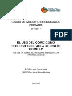 Garcia Reyes Jana- el uso del comic como recurso en el aula de inglés