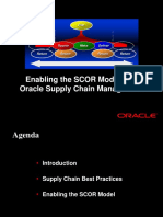 Oracle - SCOR Mapping v1.1